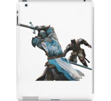 For Honor Game Artwork - Legions/Knight Fight with two handed swords iPad Case/Skin