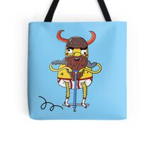 Pogostick Viking Tote Bag