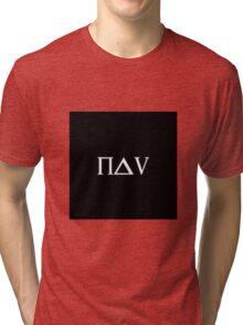 Nav  Tri-blend T-Shirt