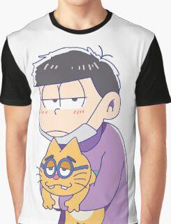 ichimatsu Graphic T-Shirt