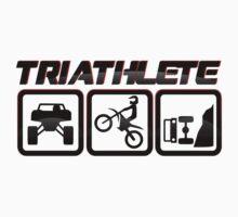 Motorsports Triathlete by ennaor