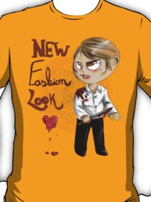 Hannibal - New fashion bloody look T-Shirt
