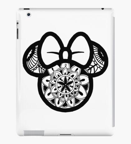 Minnie Mouse Mandala  iPad Case/Skin