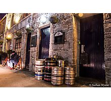 Irish Pub Photographic Print