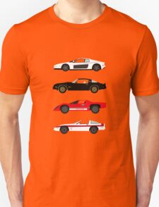 The Car's The Star: Sports Cars Unisex T-Shirt