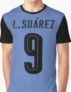 Luis Suarez Graphic T-Shirt