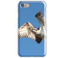 Osprey takes flight iPhone Case/Skin
