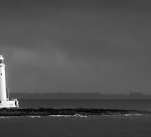Across the Bay by John Dunbar