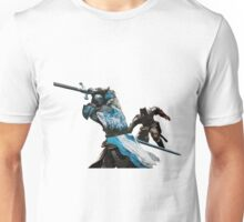 For Honor Cartoonlike Game Artwork - Legions/Knight Fight with two handed swords Unisex T-Shirt