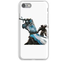 For Honor Cartoonlike Game Artwork - Legions/Knight Fight with two handed swords iPhone Case/Skin