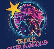 Truly Outrageous!  by Gilles Bone