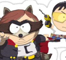 South Park The Fractured But Whole 2  Sticker
