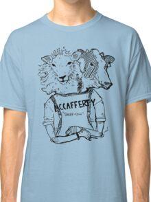 McCafferty - Sheep Cow Classic T-Shirt