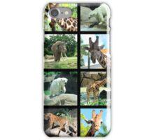 ANIMAL SAFARI PHOTO DESIGN iPhone Case/Skin