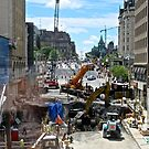 Another view of the famous Ottawa Sinkhole! by Shulie1