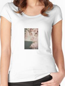 So Sweet The Sense Fades Women's Fitted Scoop T-Shirt