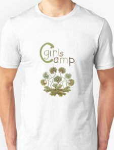 Girls Camp Unisex T-Shirt