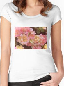 Rose 287 Women's Fitted Scoop T-Shirt