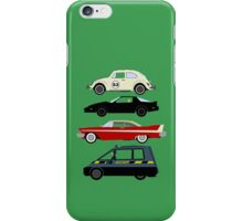 The Car's The Star: Living Cars iPhone Case/Skin