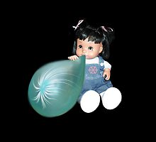 PARTY DOLL CHILDRENS THROW PILLOW by ✿✿ Bonita ✿✿ ђєℓℓσ