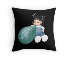 PARTY DOLL CHILDRENS THROW PILLOW Throw Pillow