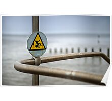 Caution ! Poster