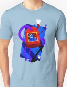 Vacuum robot robot Unisex T-Shirt