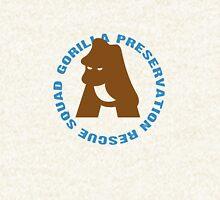 Gorilla Preservation Squad Pullover