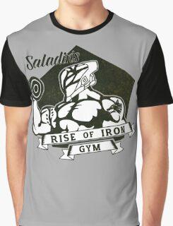 Saladin's Gym Graphic T-Shirt