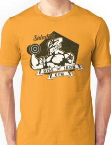 Saladin's Gym Unisex T-Shirt