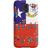 World Cup CHILE 2014 Samsung Galaxy Case/Skin