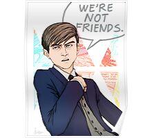 Harry Osborn  (Sassy Version) Poster