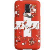 World Cup Switzerland 2014  Samsung Galaxy Case/Skin