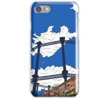 London Regent's Canal Gas Tower iPhone Case/Skin