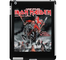 IRON MAIDEN COHEED CAMBRIA iPad Case/Skin