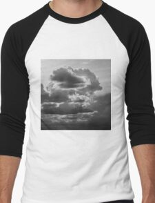 Cloudscape XV BW SQ Men's Baseball ¾ T-Shirt