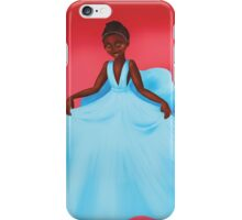Cinderella of the Oscars iPhone Case/Skin