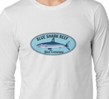 Blue Shark Reef Dive Company Long Sleeve T-Shirt