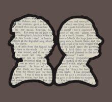 Sherlock and Watson - BBC One Piece - Short Sleeve