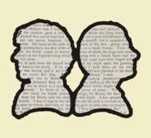 Sherlock and Watson - BBC by BagChemistry