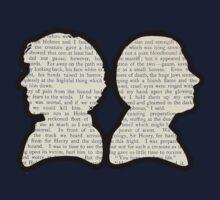 Sherlock and Watson - BBC Kids Tee