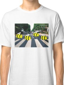 The Beetles, Abbee Road  Classic T-Shirt