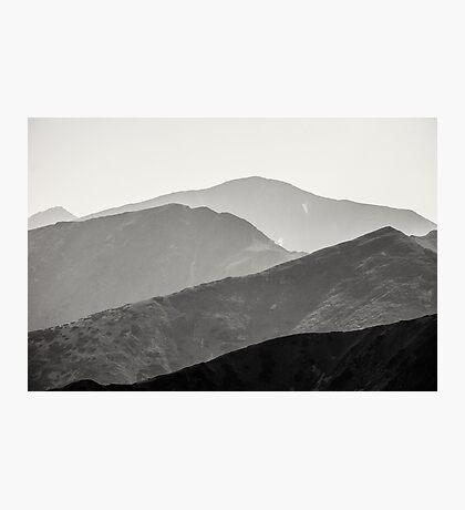 BW Photographic Print