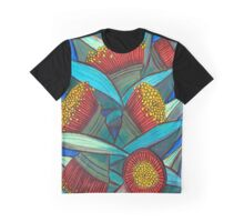 Pastels - Eucalypt Cluster Graphic T-Shirt
