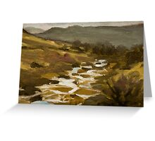 Dartmoor, Devon Greeting Card