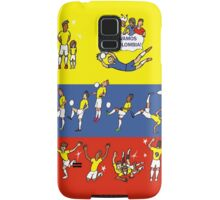 WORLD CUP COLOMBIA 2014 Samsung Galaxy Case/Skin