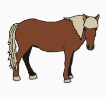 Icelandic Horse Baby Tee