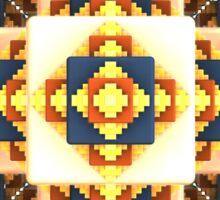 Navajo Cubes [ iphone / ipad / case / mug / shirt ] Sticker