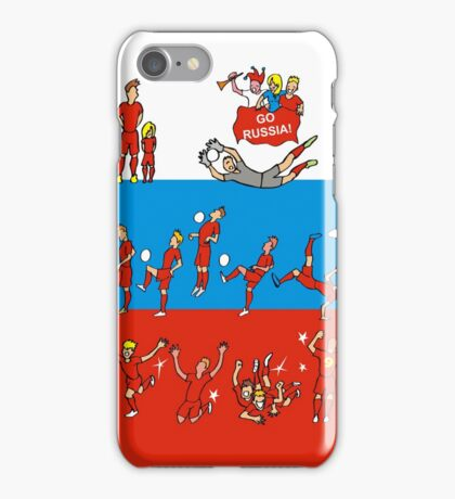 World Cup RUSSIA 2014 iPhone Case/Skin