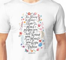 Hope and A Future Unisex T-Shirt